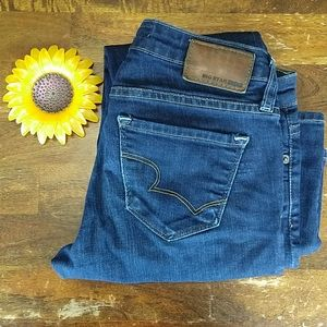 Big Star Remy Boot Low Rise Fit Jeans, Size 28S